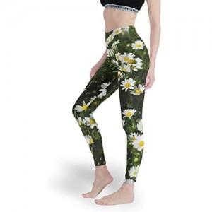 superyu DaisyDamen Stilvolle Leggings Verschiedene Designs Yoga Hosen Sommer Capris Strumpfhosen für Yoga