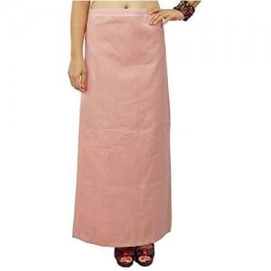 sheshe Bollywood Fest PetticoatUnderskirt indische Baumwolle Futter für Sari
