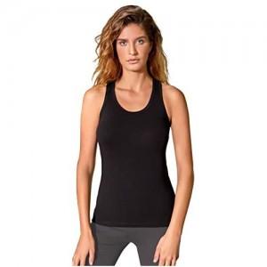 VEDATS Damen Sportshirt Tank Top Racerback Unterhemd