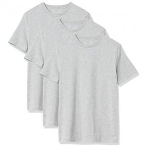-Marke: Buttoned Down Herren undershirts 3-pack Supima Cotton Stretch Crew Neck Undershirts