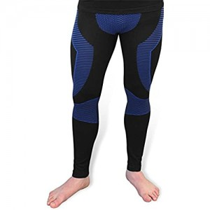 Polar Husky® Funktionsunterwäsche Unterhose Super Active Ride Herren Leggins ohne störende Naht
