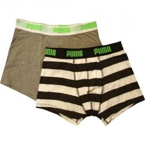 Puma Herren Boxershort BLOCKSTRIPE 2P