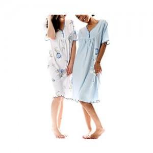 Damen Nachthemd 2 Stück Packung DF014