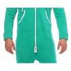 Gennadi Hoppe Herren Jumpsuit Onesie Jogger Einteiler Overall Jogging Anzug Trainingsanzug Slim Fit