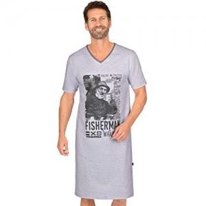 Trigema Herren Nachthemd
