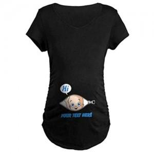 Damen Umstands T Shirt Mutterschafts Lustige Niedliche Elegante Slogan Oberseite Shirt Sommer Kurzarm Rundhals Mit Aufdruck Lässige Fashion Umstandsshirt Oberteil Für Schwangere