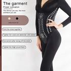 Q&M Damen Body Shaper Shapewear Atmungsaktive Bodysuit Stark Formend Bodysuit
